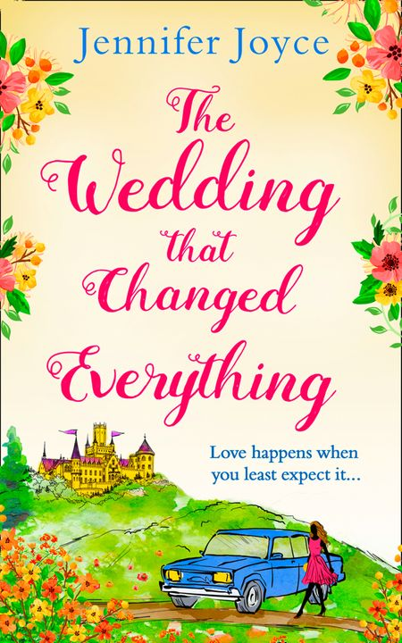The Wedding that Changed Everything - Jennifer Joyce