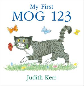 My First MOG 123 Paperback  by Judith Kerr