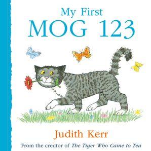 My First MOG 123 eBook  by Judith Kerr