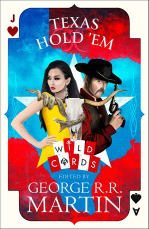 Texas Hold 'Em (Wild Cards) Hardcover  by No Author