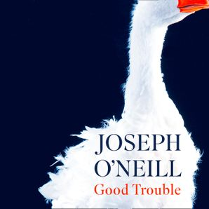 Good Trouble Download Audio Unabridged edition by Joseph O'Neill