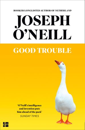 Good Trouble Paperback  by Joseph O'Neill