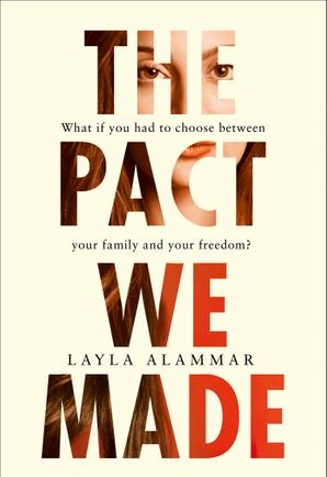 The Pact We Made Hardcover  by