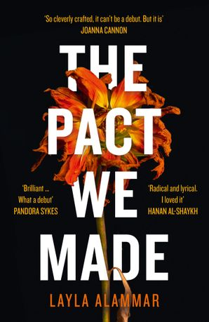 The Pact We Made Paperback  by Layla AlAmmar