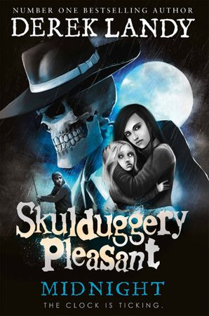 Midnight (Skulduggery Pleasant, Book 11) Hardcover  by