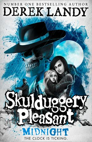 Midnight (Skulduggery Pleasant, Book 11) Paperback  by