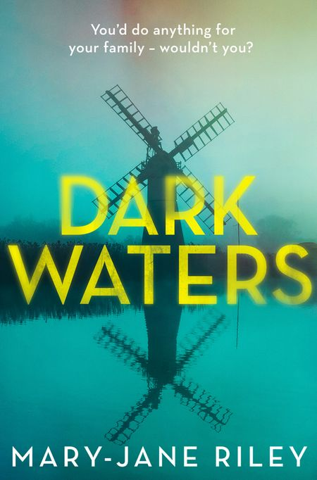 Dark Waters (Alex Devlin, Book 3) - Mary-Jane Riley
