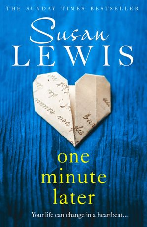 One Minute Later Hardcover  by