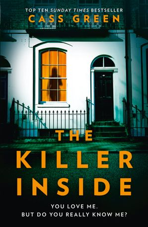 The Killer Inside Paperback  by Cass Green