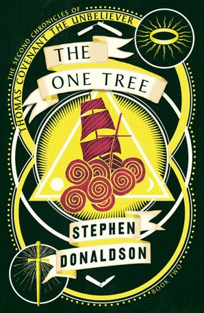 The One Tree (The Second Chronicles of Thomas Covenant, Book 2) Paperback  by Stephen Donaldson