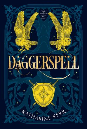 Daggerspell (The Deverry series, Book 1) Paperback  by Katharine Kerr