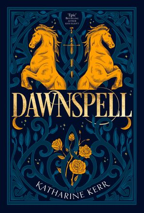 Dawnspell: The Bristling Wood (The Deverry series, Book 3) Paperback  by Katharine Kerr