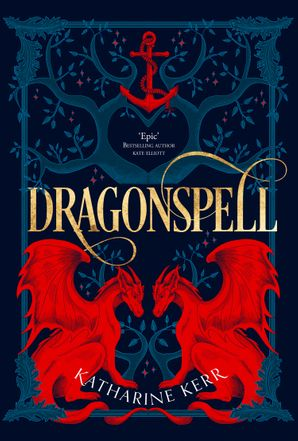 Dragonspell: The Southern Sea (The Deverry series, Book 4) Paperback  by Katharine Kerr