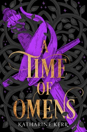 A Time of Omens (The Westlands, Book 2) Paperback  by Katharine Kerr
