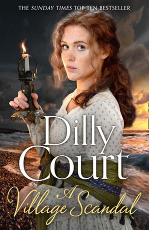 A Village Scandal (The Village Secrets, Book 2) eBook  by Dilly Court