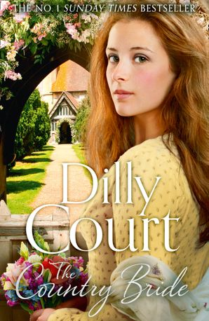 The Country Bride (The Village Secrets, Book 3) Paperback  by Dilly Court