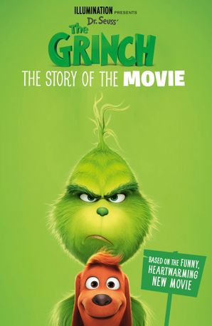 The Grinch: The Story of the Movie Paperback  by No Author