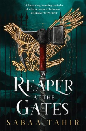 A Reaper at the Gates (Ember Quartet, Book 3) Paperback  by Sabaa Tahir