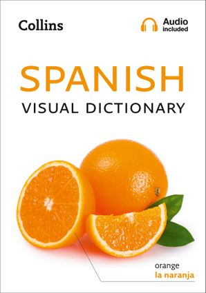 Collins Spanish Visual Dictionary Paperback  by No Author