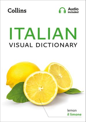 Collins Italian Visual Dictionary Paperback  by No Author