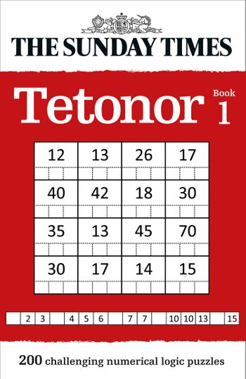 The Sunday Times Tetonor Book 1