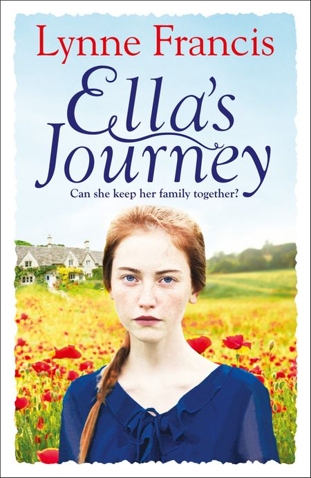 Ella's Journey (The Mill Valley Girls) - Lynne Francis