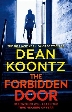 The Forbidden Door (Jane Hawk Thriller, Book 4) Paperback  by Dean Koontz