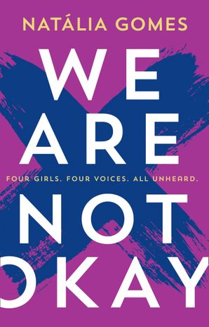 We Are Not Okay Paperback  by N.D. Gomes