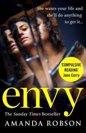 Envy Paperback  by Amanda Robson