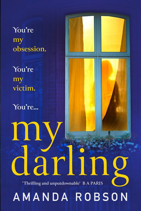 My Darling - Amanda Robson