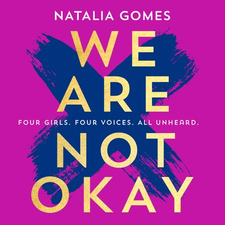We Are Not Okay - Natália Gomes, Read by Eilidh Beaton