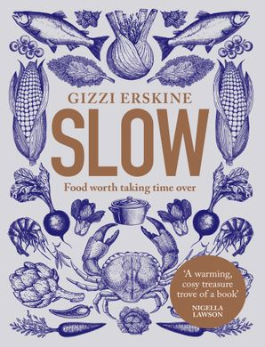 Slow Hardcover  by Gizzi Erskine