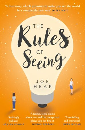 The Rules of Seeing Paperback  by Joe Heap