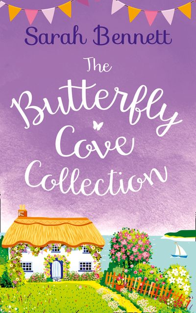 The Butterfly Cove Collection (Butterfly Cove) - Sarah Bennett