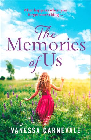 The Memories of Us Paperback  by