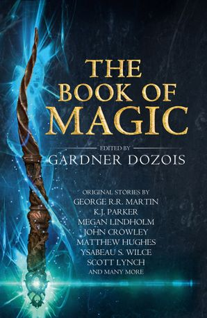 The Book of Magic Hardcover  by No Author