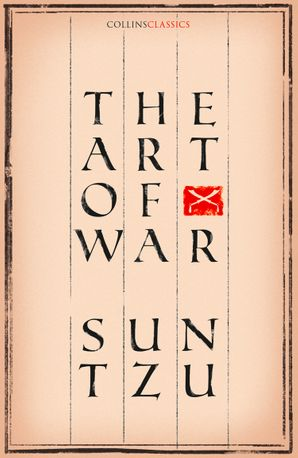 The Art of War (Collins Classics) Paperback  by