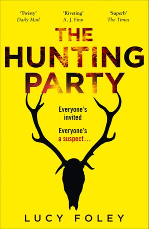 The Hunting Party Paperback  by