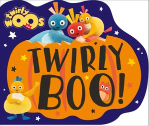 TwirlyBOO! Board book  by No Author