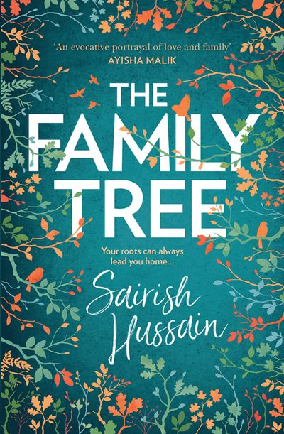The Family Tree - Sairish Hussain