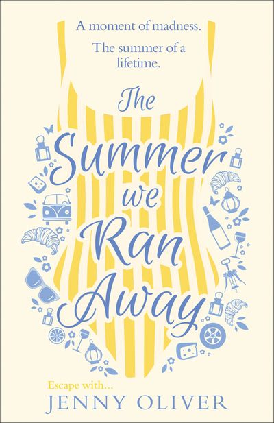 The Summer We Ran Away - Jenny Oliver