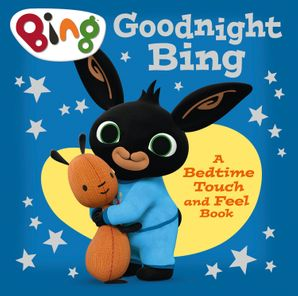 Goodnight, Bing: Touch-and-feel book (Bing)   by No Author