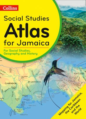 Collins Social Studies Atlas for Jamaica Paperback First edition by No Author