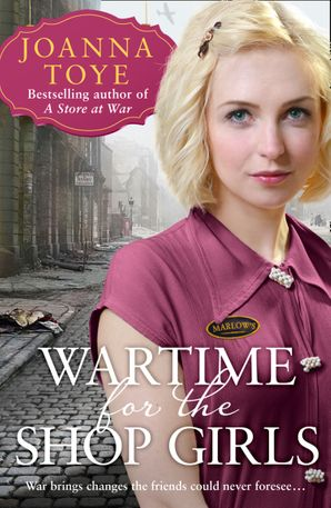 Wartime for the Shop Girls (The Shop Girls, Book 2) Paperback  by