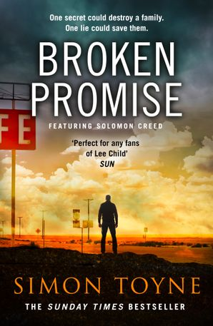 Broken Promise: A Solomon Creed Novella eBook  by Simon Toyne