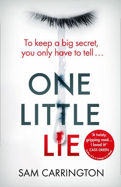 One Little Lie - Sam Carrington