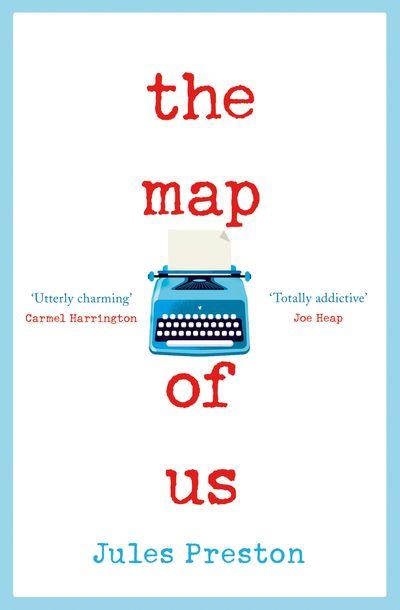 The Map of Us - Jules Preston