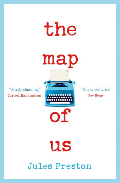 The Map of Us - Jules Preston