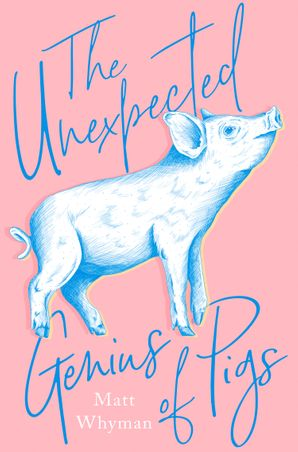 The Unexpected Genius of Pigs Hardcover  by Matt Whyman