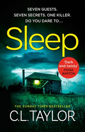 Sleep Hardcover  by C.L. Taylor